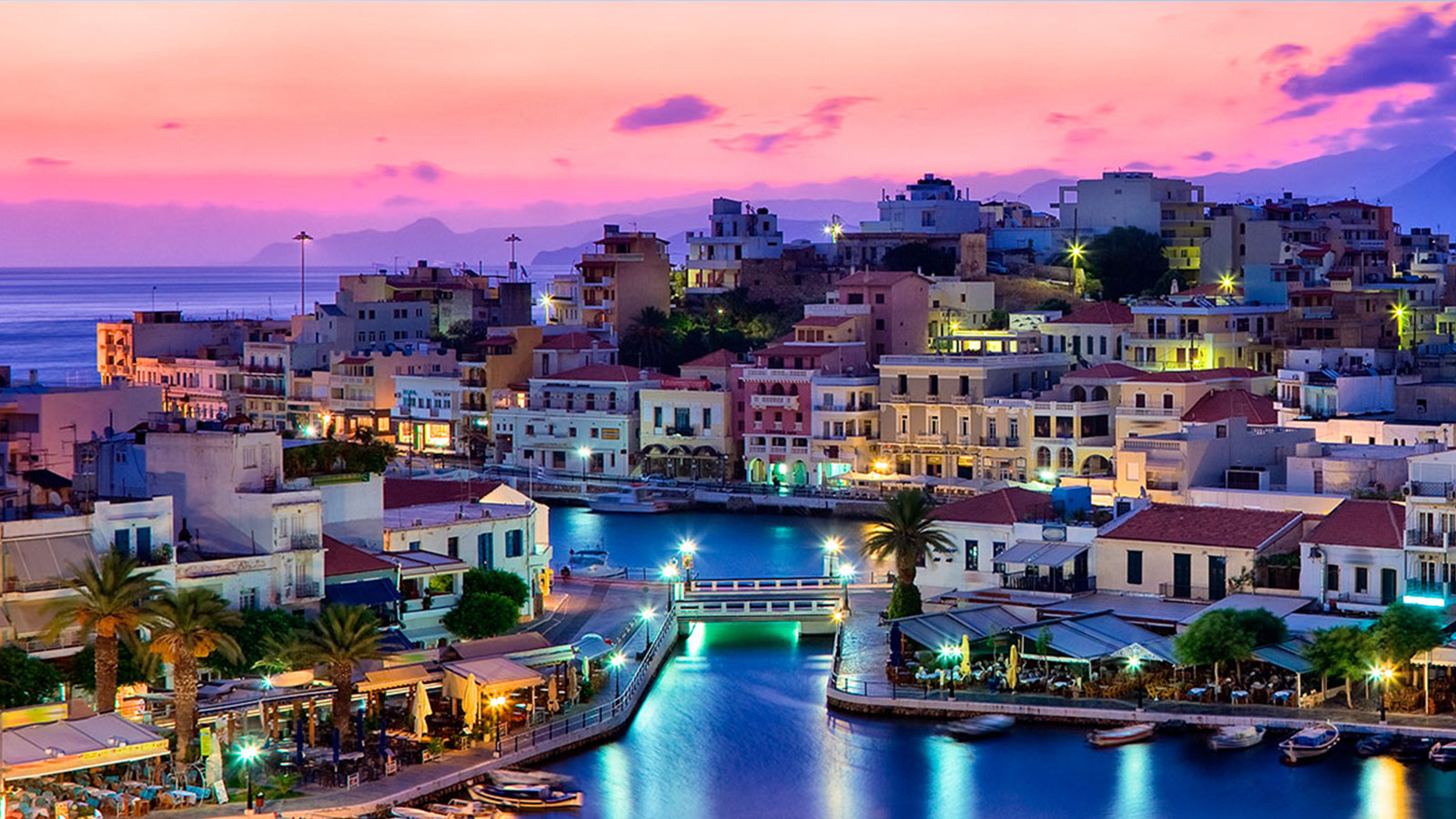 Taxi transfer from Chania airport / port to Agios Nikolaos