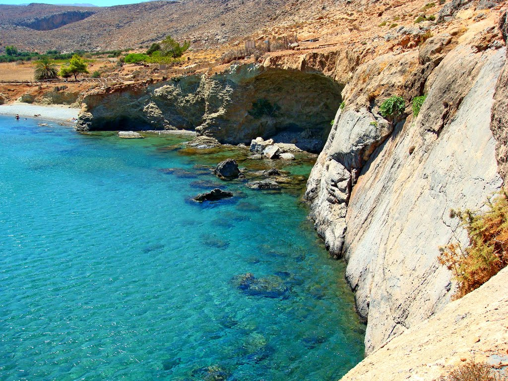 Bus transfer from Chania airport / port to Zakros